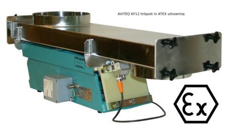Compacte trilgoot type atex kf12